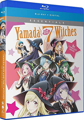 Yamada-kun and the Seven Witches: The Complete Series [Blu-ray]
