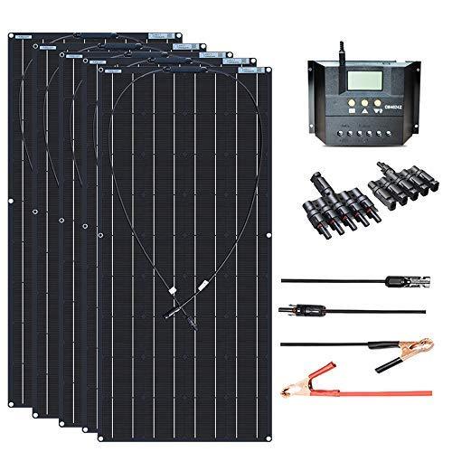 Paneles Solares Flexibles 500W Marca XINPUGUANG