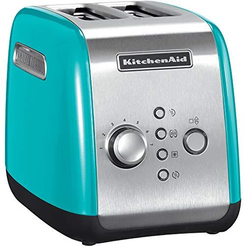 KitchenAid 5KMT221BCL 2 Slice Toaster - Crystal Blu