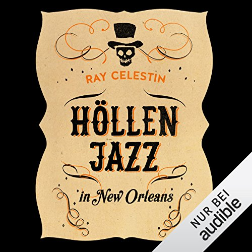 Höllenjazz in New Orleans (City Blues-Quartett 1) Titelbild
