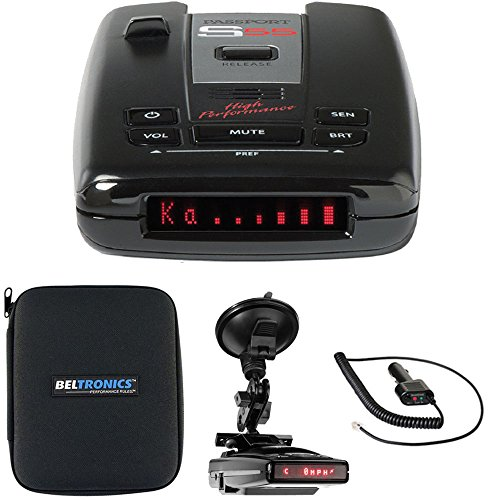 Purchase Escort Passport S55 High Performance Radar /Laser Detector with RadarMount Suction Mount Br...