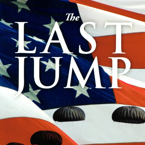 The Last Jump audiobook cover art