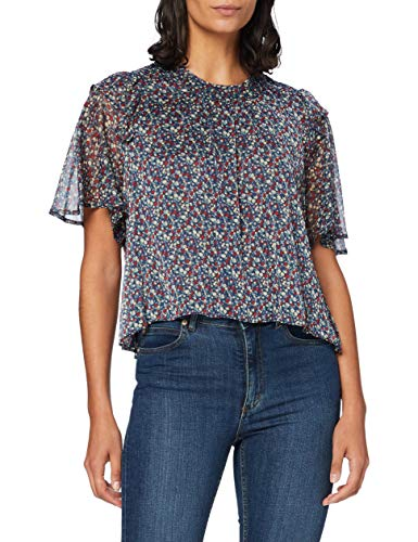Pepe Jeans Grace Blusa, Multicolor (0AA), Small para Mujer