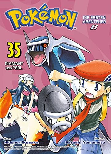 Pokémon - Die ersten Abenteuer, Band 35 - Diamant und Perl: Bd. 35: Diamant und Perl