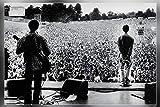 Poster Oasis Rock Band Britpop Liam Gallagher Noel