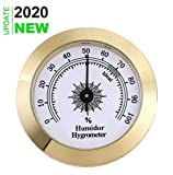 Best Hygrometers - Cigar Hygrometer, Anync Round Hygrometer for Cigar Humidor Review