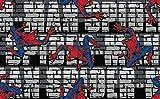 Marvel Stoff – VISF158 Spider-Man Crawler – 0,5 Meter