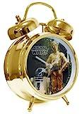 Star Wars STAR117 - Reloj - Reloj R2D2 & C3PO Despertador