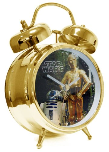Star Wars Wecker R2D2 C3PO Analog 21601