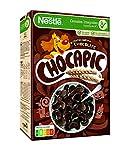 Nestlé Chocapic Cereales de Trigo y Maíz Tostados con Chocolate, 375g