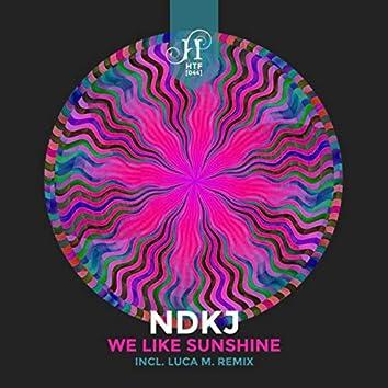 We Like Sunshine