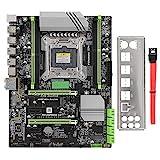Diyeeni Hauptplatine, LGA2011-V3 Computer Desktop-Motherboard Gaming-Mainboard geeignet für Inter x99-Chipsatz, stark und langlebig