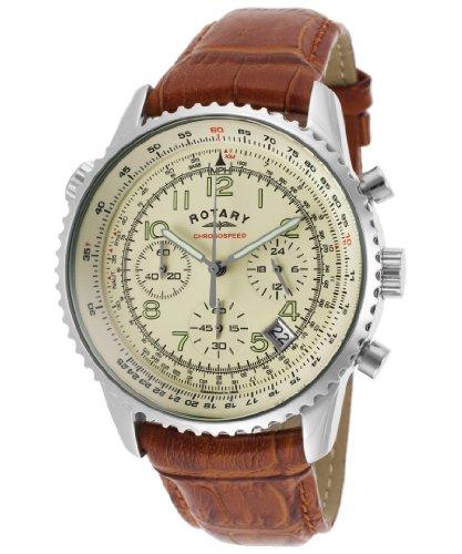 Rotary - Herren -Armbanduhr- GS03447-08