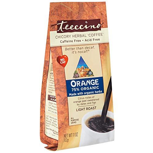 Teeccino Herbal Coffee, Original 11 oz