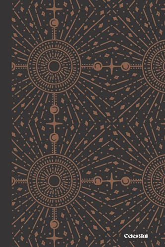 Celestial Journal: A Mystical and Spiritual Inspired Lined Notebook