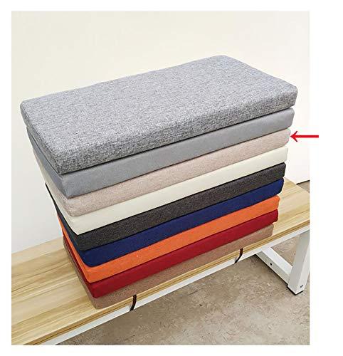 wangk for Garden Patio Lawn Bench Or Swing,Settee Cushion Seat Cushions Garden Bench Patio Pad,Bench Furniture Outdoor Cushion