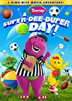Barney: A Super Dee-Duper Day [DVD]