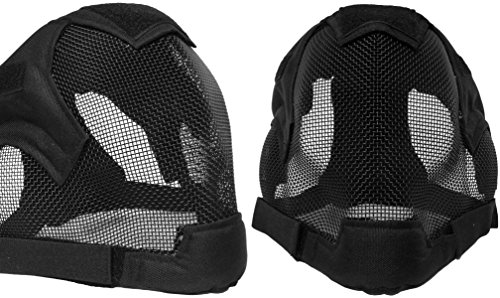 Máscara completa de alta calidad para Airsoft BB, de Ma19