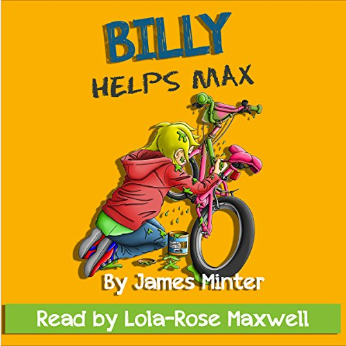 Billy Helps Max cover art