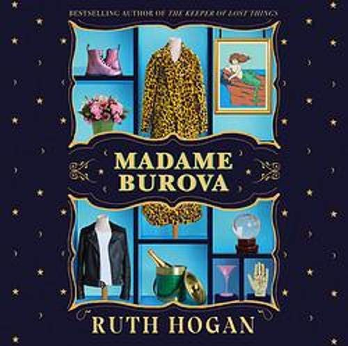 Madame Burova cover art