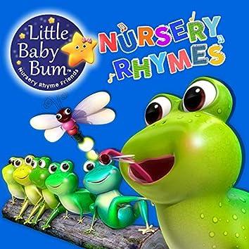 5 Little Speckled Frogs (Pt. 2)