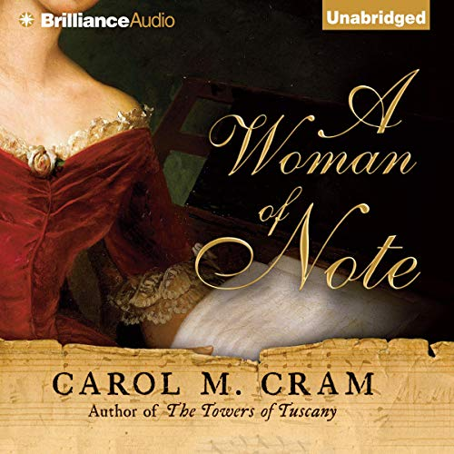 A Woman of Note Audiobook By Carol M. Cram cover art