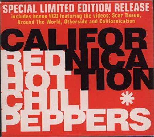 Californication + Bonus VCD + Slipcase
