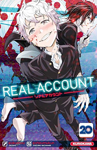 Real Account Edition simple Tome 20
