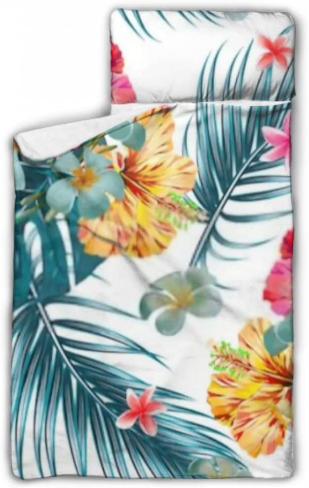 HJSHG Kids Sleeping Mail order Bag Beautiful Vector Pattern Floral Max 76% OFF Seamless