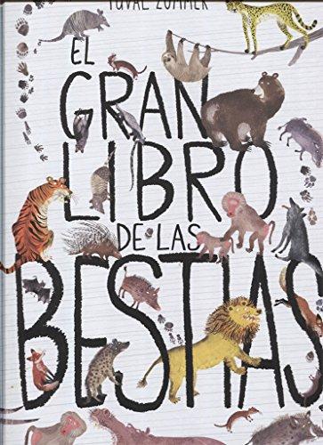El gran libro de las bestias (Conocer y Comprender)