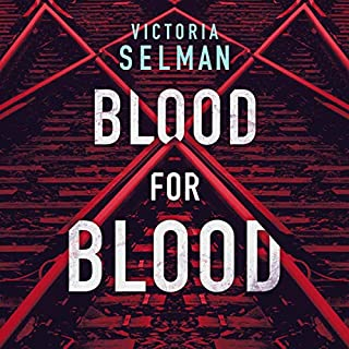 Blood for Blood audiobook cover art