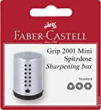 Faber-Castell 183700–Fácil Sacapuntas Grip 2001Mini Spitzdose Mini Blister