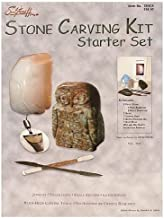 Sculpture House Stone Carving Kit - Starter Set kit