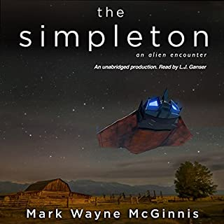 The Simpleton audiobook cover art