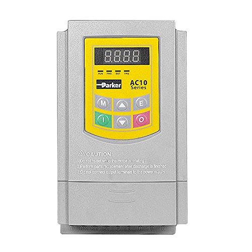Frequenzumrichter AC10 Parker 10G-42-0040-BF, 3Ph-400V 1,5kW 4,0A, Filter C3