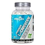 BWG L-Carnitin Premium 2000, 3000 mg á Tagesportion, Ultra hochdosiert,  Laborgeprüft, 100 Kapseln, Beliebt in Definitionsphase
