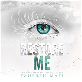Restore Me audiobook cover art