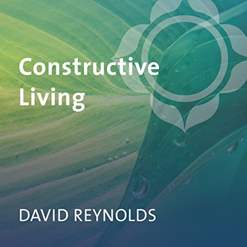 Constructive Living audiobook cover art