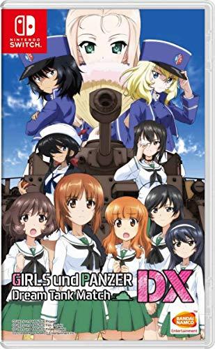 Girls Und Panzer: Dream Tank Match DX (English) - Nintendo Switch
