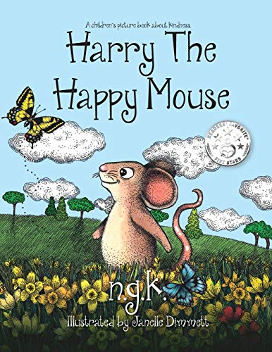 """N.G.K – """"Harry The Happy Mouse"""""""
