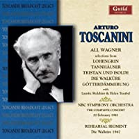 All Wagner Concert by R. Wagner (2005-02-22)