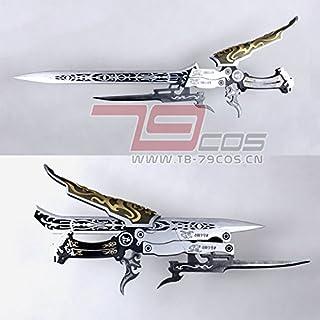 1073 ライトニング リターンズ ファイナルファンタジーXIII Lightning 銃剣★コスプレ 武器 道具