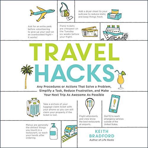 Travel Hacks cover art
