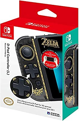 Official Nintendo Licensed D-pad Joy-Con Left Zelda Version for Nintendo Switch