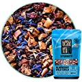 Tiesta Tea Blueberry Wild Child, Blueberry Hibiscus Fruit Tea, 30 Servings, 1.8 Ounce Pouch, Caffeine Free, Loose Leaf Fruit Tea Eternity Blend, Non-GMO