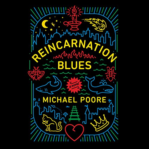Reincarnation Blues cover art
