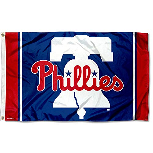 Wincraft Philadelphia Phillies New Bell Tüllenflagge