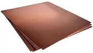 20oz Copper Sheet (0.027