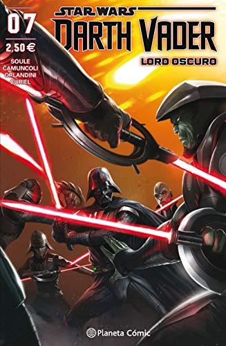 Star Wars Darth Vader Lord Oscuro nº 07/25 (Star Wars: Cómics Grapa Marvel)