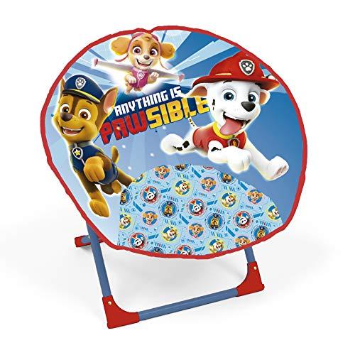 Familie24 Kindersessel gepolstert Auswahl klappbar Sessel Fernsehsessel Faltsessel Kindermöbel Spiderman Avengers (Paw Patrol)